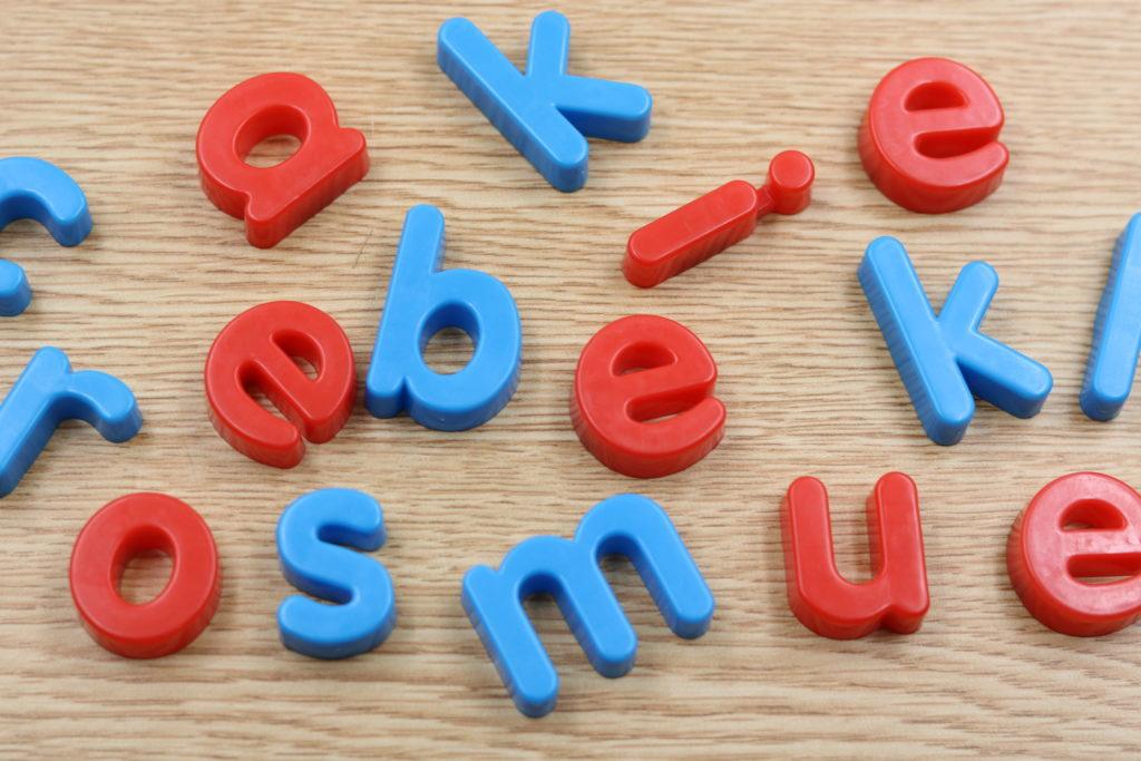 cvce words in kindergarten