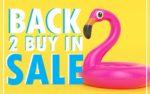 Summer Kick Off [back to buy-in] SALEBRATION