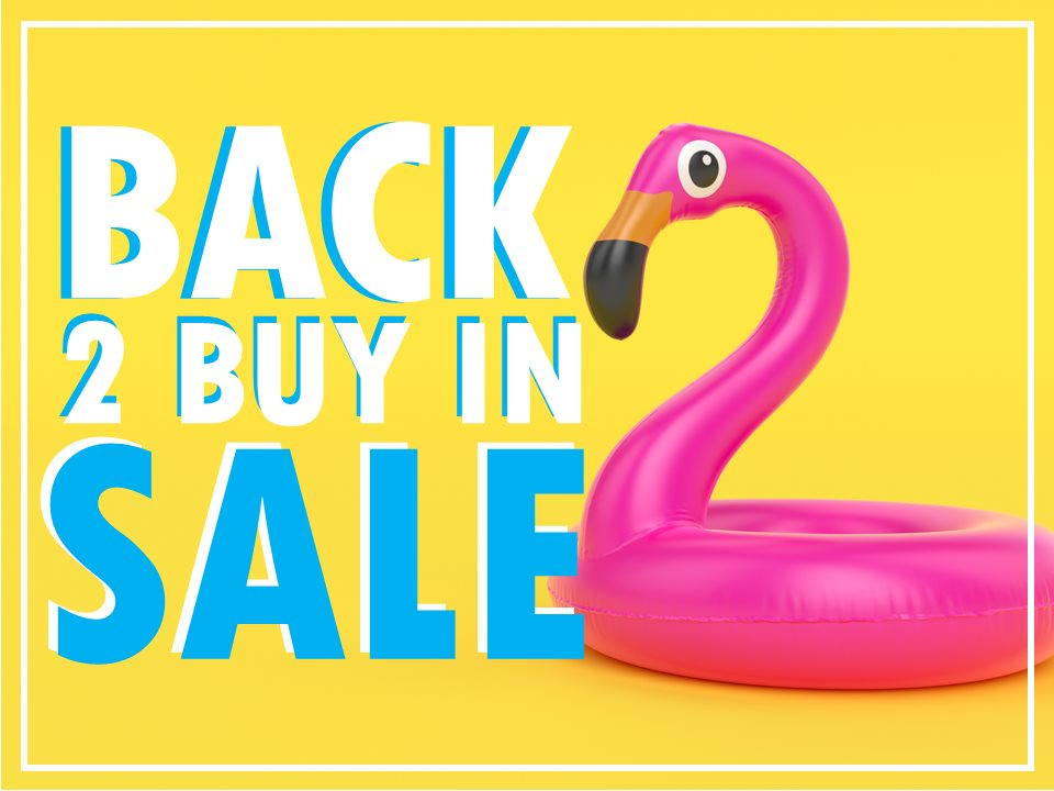 back to buy-in sale