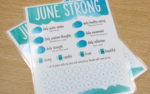 June Strong [personal challenge tracker- a free download]