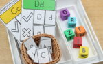 INSTANT Alphabet Tubs N Trays [free centers included]