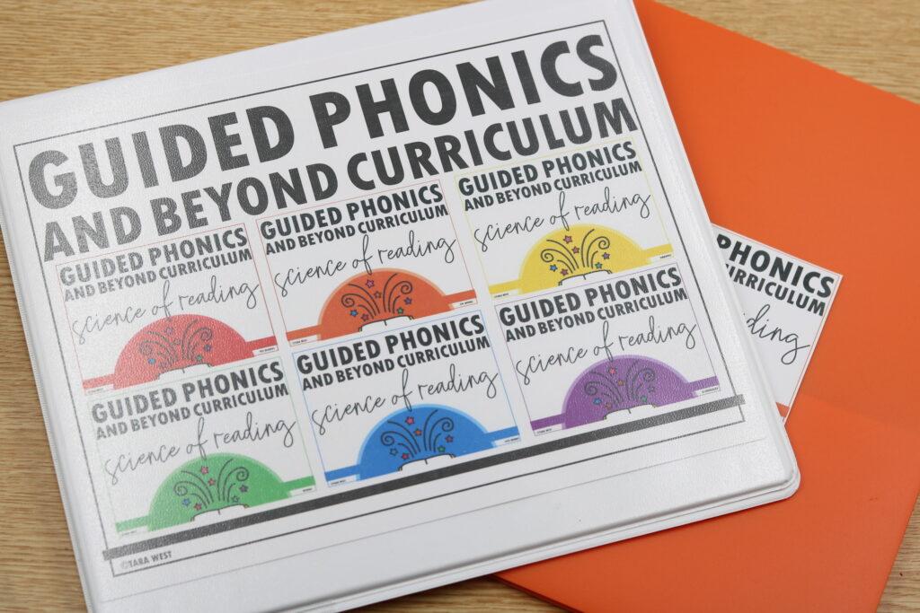 science of reading kindergarten