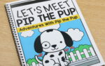 Back to School with Pip the Pup [15 Pip free downloads]